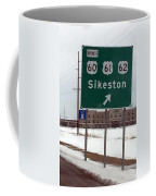 An Orderly Junction Coffee Mug