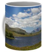 An Teallach From Loch Droma Coffee Mug