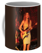 Guitarist Ana Popovic Coffee Mug