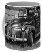 Anaconda Vintage Truck Coffee Mug