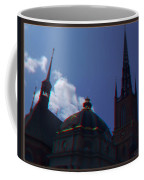 Anaglyph Church Coffee Mug
