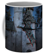 Anaglyph Dragon Coffee Mug