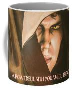 Anakin Skywalker A Powerful Sith Coffee Mug