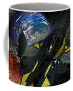 10115 Anakin's Starfighter Coffee Mug