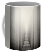 Analog Photography - Berlin Holocaust Memorial Coffee Mug