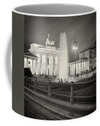 Analog Photography - Berlin Pariser Platz Coffee Mug