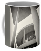 Analog Photography - Berlin Paul-loebe-haus Coffee Mug