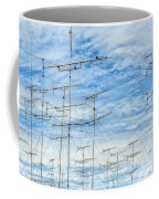Analog Television Aerials Coffee Mug