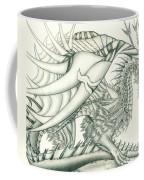 Anare'il The Chaos Dragon Coffee Mug