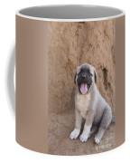 Anatolian Shepherd Puppy Coffee Mug