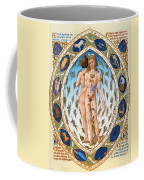 Anatomical Man Coffee Mug