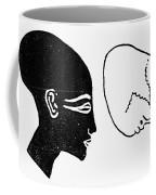 Anatomy: Human Cranium Coffee Mug