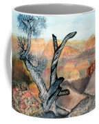 Anceint Canyon Watcher Coffee Mug