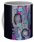 Ancestral Cave Coffee Mug