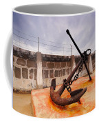 Anchor In La Canal Coffee Mug