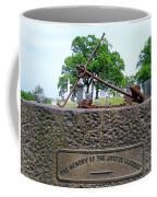 Anchored Down Coffee Mug