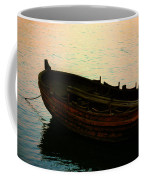 Anchored For The Day Coffee Mug
