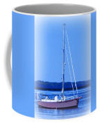 Anchored In The Bay Coffee Mug