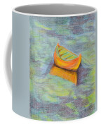 Anchored In The Shallows Coffee Mug