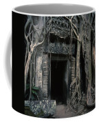 Ancient Angkor Cambodia Coffee Mug