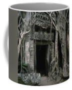 Ancient Angkor Coffee Mug by Shaun Higson