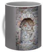 Ancient Bricked Up Window  Coffee Mug