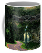 Ancient Caves And Nature Coffee Mug
