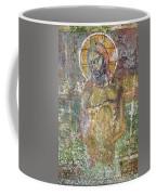 Ancient Christ Icon Coffee Mug