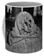 Ancient Gravestone Coffee Mug