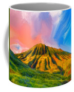 Ancient Hawaii Lava Flow Coffee Mug