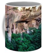 Ancient Houses Coffee Mug