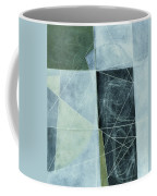 Ancient Landscape, 1982 Oil On Hardboard Coffee Mug