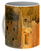 Ancient Pueblo Dwelling Ruins Two Coffee Mug