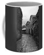 Ancient Street In Tui Bw Coffee Mug