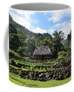 Ancient Taro Gardens In Kauai Coffee Mug