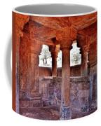 Ancient Stone Temple At Amarkantak India Coffee Mug