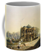 Ancient Temple At Hulwud, From Volume I Coffee Mug