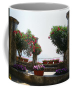 Ancient Town Of Ravello Italy Coffee Mug