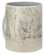 Ancient Trees Lullingstone Park Coffee Mug