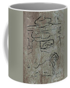 Ancient Wall Art Coffee Mug