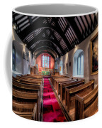 Ancient Welsh Church Coffee Mug by Adrian Evans