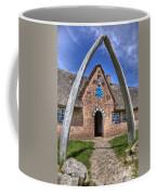 Ancient Whale's Jawbones Gate Coffee Mug