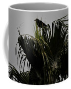 And A Crow Oh Oh In A Palm Tree Coffee Mug