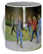 And I Looked Down At My Shoes . . . Coffee Mug