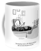 And Should You Retain Coffee Mug