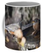 And So She Says Coffee Mug