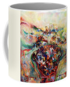 And The Earth Opens Its Mouth Coffee Mug