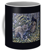 And The Grasshopper Says.. Owl Be Seeing U Coffee Mug