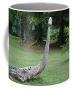 And The Serpent Was Swallowed Up Coffee Mug
