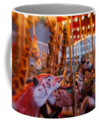 And The Zebra Is In The Lead Coffee Mug